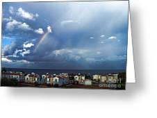 Cyprus Rainbow Greeting Card