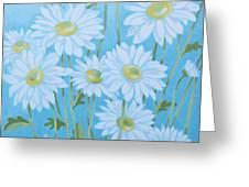 Daisies # 3 Greeting Card
