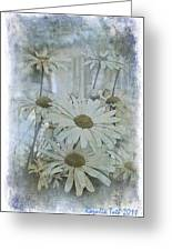 Daisy Blues Greeting Card