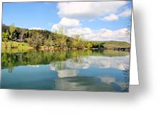 Dale Hollow Tennessee Greeting Card