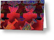 Dance Recital Greeting Card