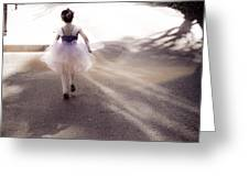 Dancing In Dreamland  Greeting Card by Denice Breaux