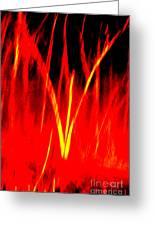 Dante's Reprise Greeting Card