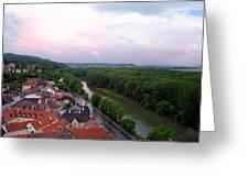 Danube Dream Greeting Card