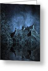 Dark Castle Greeting Card