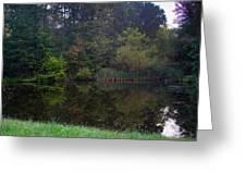 Dark Lake 1 Greeting Card