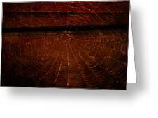 Dark Web Greeting Card