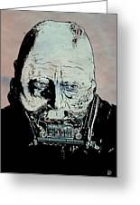Darth Vader Anakin Skywalker Greeting Card