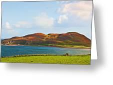 Davaar Island - Campbeltown Greeting Card