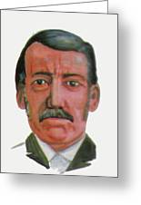David Livingstone Greeting Card