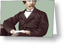 David Livingstone, Scottish Missionary Greeting Card