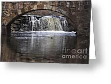 Davies Bridge Greeting Card
