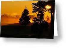 Dawn 1 Greeting Card