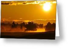 Dawn 2 Greeting Card