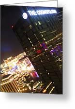 Dazzling Vegas Greeting Card