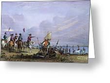 De Soto: Florida, 1539 Greeting Card