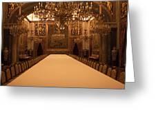 Decorative Dining Greeting Card