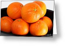 Delicious Cara Cara Oranges Greeting Card