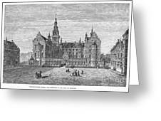 Denmark: Frederiksborg Greeting Card