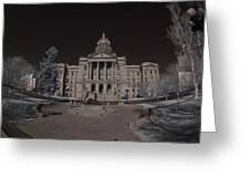 Denver Colorado Capital Greeting Card