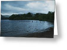 Derwentwater Early Greeting Card