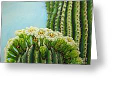 Desert Crown Greeting Card