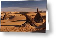 Desert Luxury Greeting Card