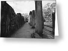 Design Temple Greeting Card