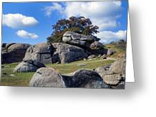 Devil's Den Formation 25 Greeting Card