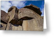 Devil's Den Formation 74 Greeting Card by Paul W Faust -  Impressions of Light
