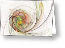 Diffusion  Greeting Card