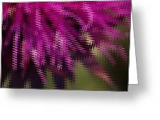 Digital Abstract Art 012 Greeting Card