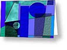 Digital Design 292 Greeting Card