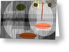Digital Design 301 Greeting Card