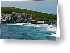 Dingle Coastline Greeting Card