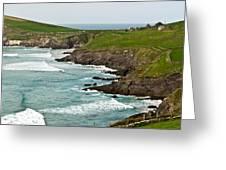 Dingle Peninsula Sea Shore 1 Greeting Card