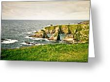Dingle Peninsula Shoreline 3 Greeting Card