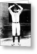 Dizzy Dean (1911-1974) Greeting Card