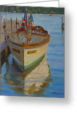 Dockside Greeting Card