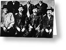 Dodge City Commission Greeting Card