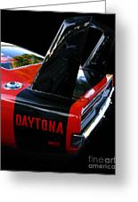 Dodge Daytona Fin 02 Greeting Card