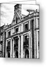 D'olier Chambers Greeting Card