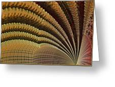 Dolomitic Fern.  Greeting Card by Tautvydas Davainis
