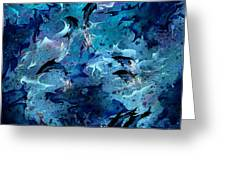 Dolphin Enchantment Greeting Card