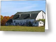 Door County Barn Greeting Card