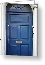 Door In Ireland 6 Greeting Card