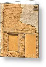 Doorway 10 Greeting Card