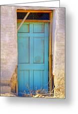 Doorway 2 Greeting Card