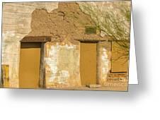 Doorway 3 Greeting Card
