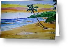 Dorsch Beach Greeting Card